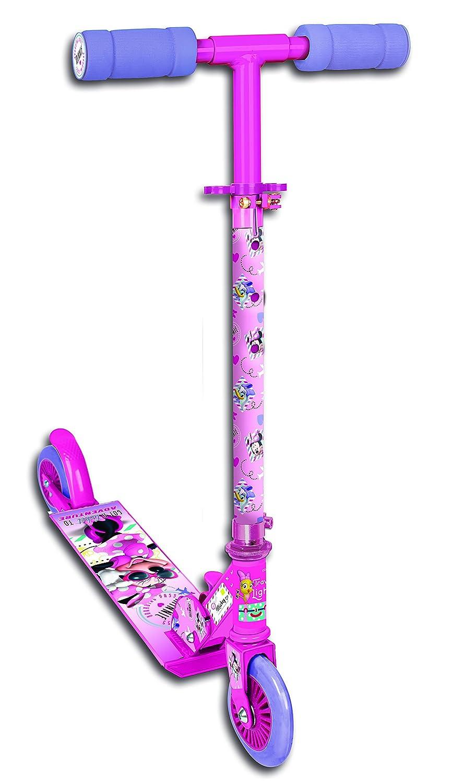 Minnie - Disney Patinete plegable 5004-50143: Amazon.es ...