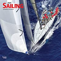 Sailing - Segeln 2020 - 18-Monatskalender: