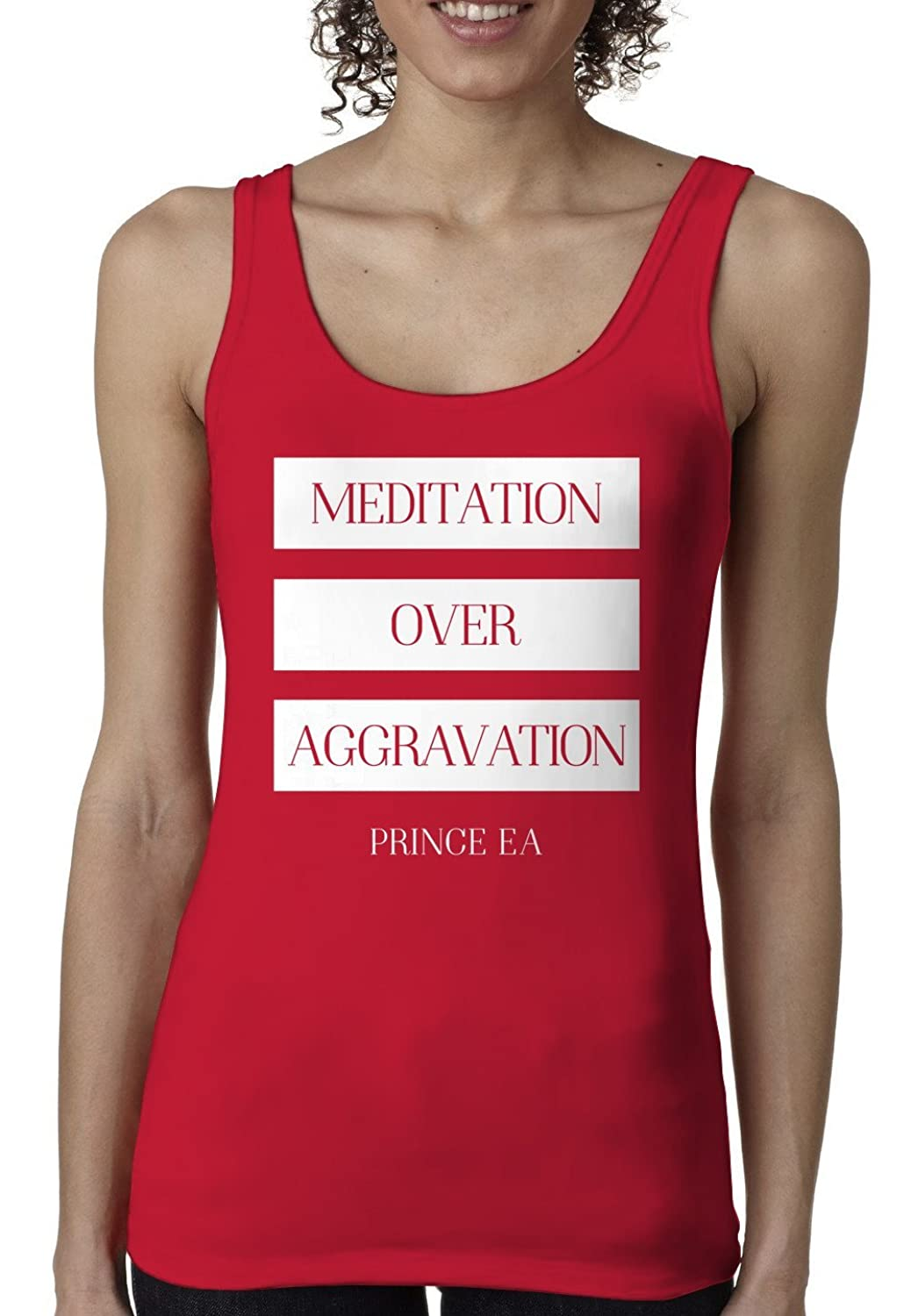 Prince EA Women's Meditation Tank-top