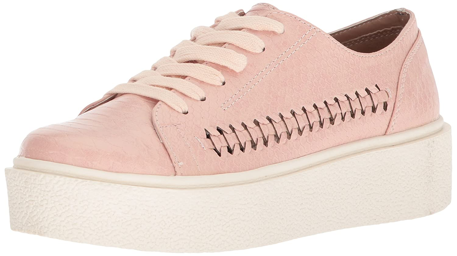 Coconuts by Matisse Women's White Out Sneaker B077343H57 6 M M US|Pink