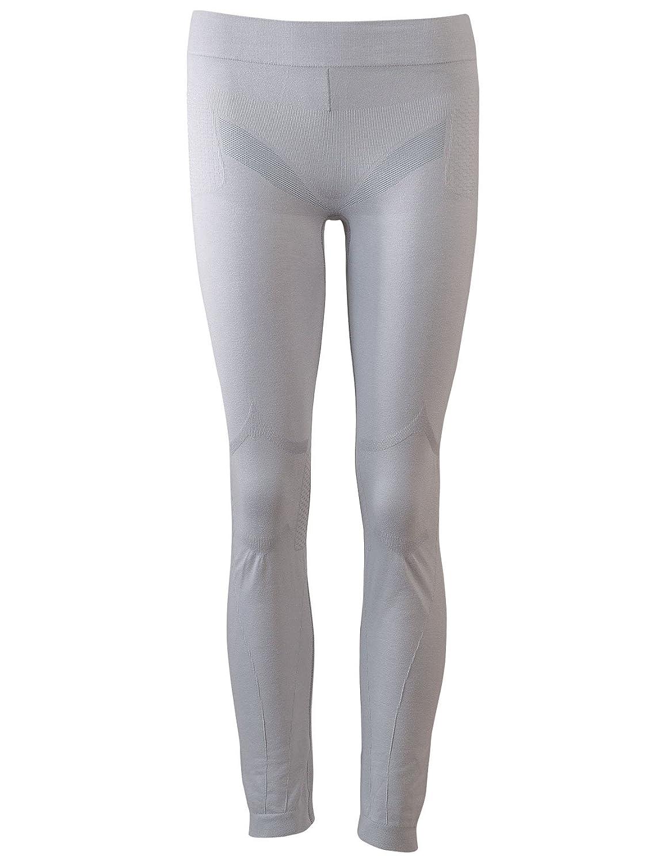 Thermoregulierende und Atmungsaktive Funktions-Nachtw/äsche Seamless SleepPants AVIOR Lange Hose ohne st/örende N/ähte dreimal Weicher als Baumwolle Bequeme Damen Schlaf-Hose