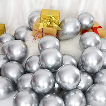show original title Details about  /Balloons Metallic 500 100 50 25 pcs all Occasions Wedding standard BALLOON NEW