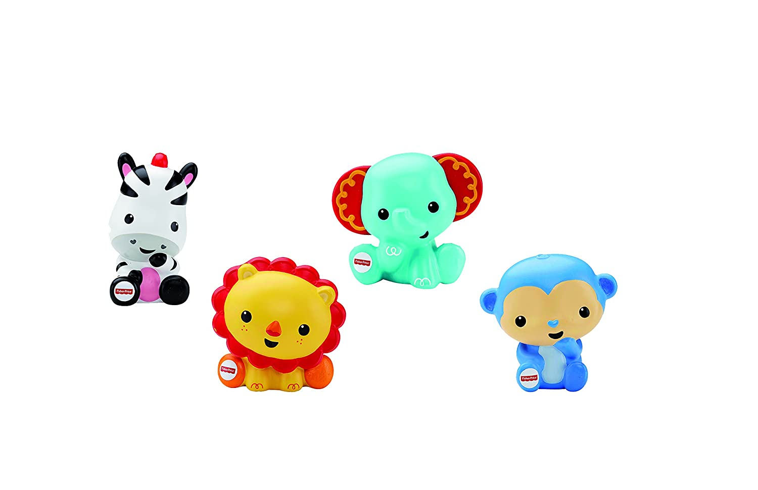 Infant Animalitos para baño Fisher Price Mattel DHJ