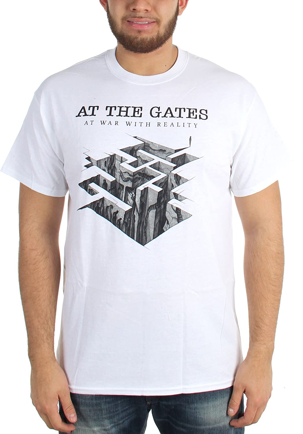 At The Gate - Mens Heroes & Tombs T-Shirt