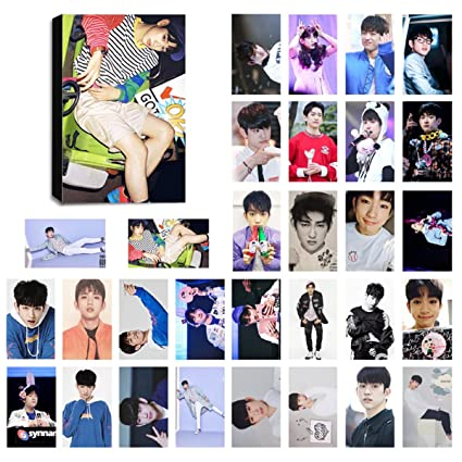 Got7 Posters Photo Cards Photocard Poster Got 7 Kpop Card A Set 30 Beads & Jewelry Making