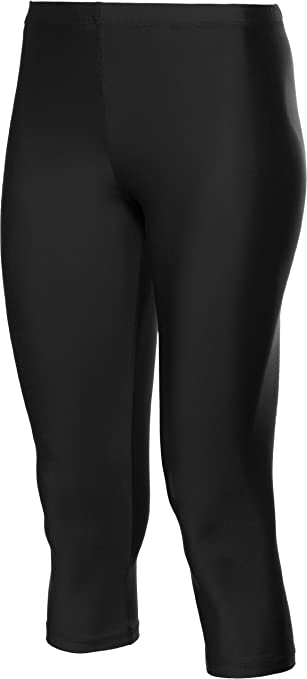 Amazon.com: Under Armour Heat Gear Capri Tight Womens: Sports ...