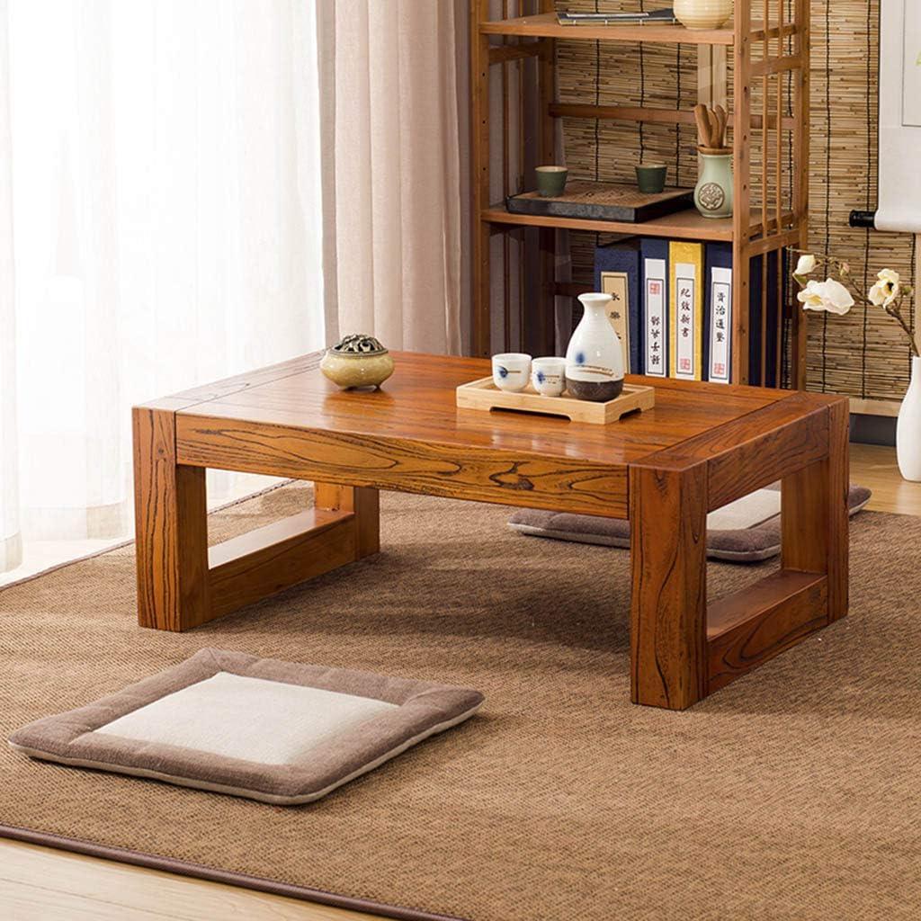 : Teetisch alte Ulme Tatami Kaffeetisch Erker Tisch