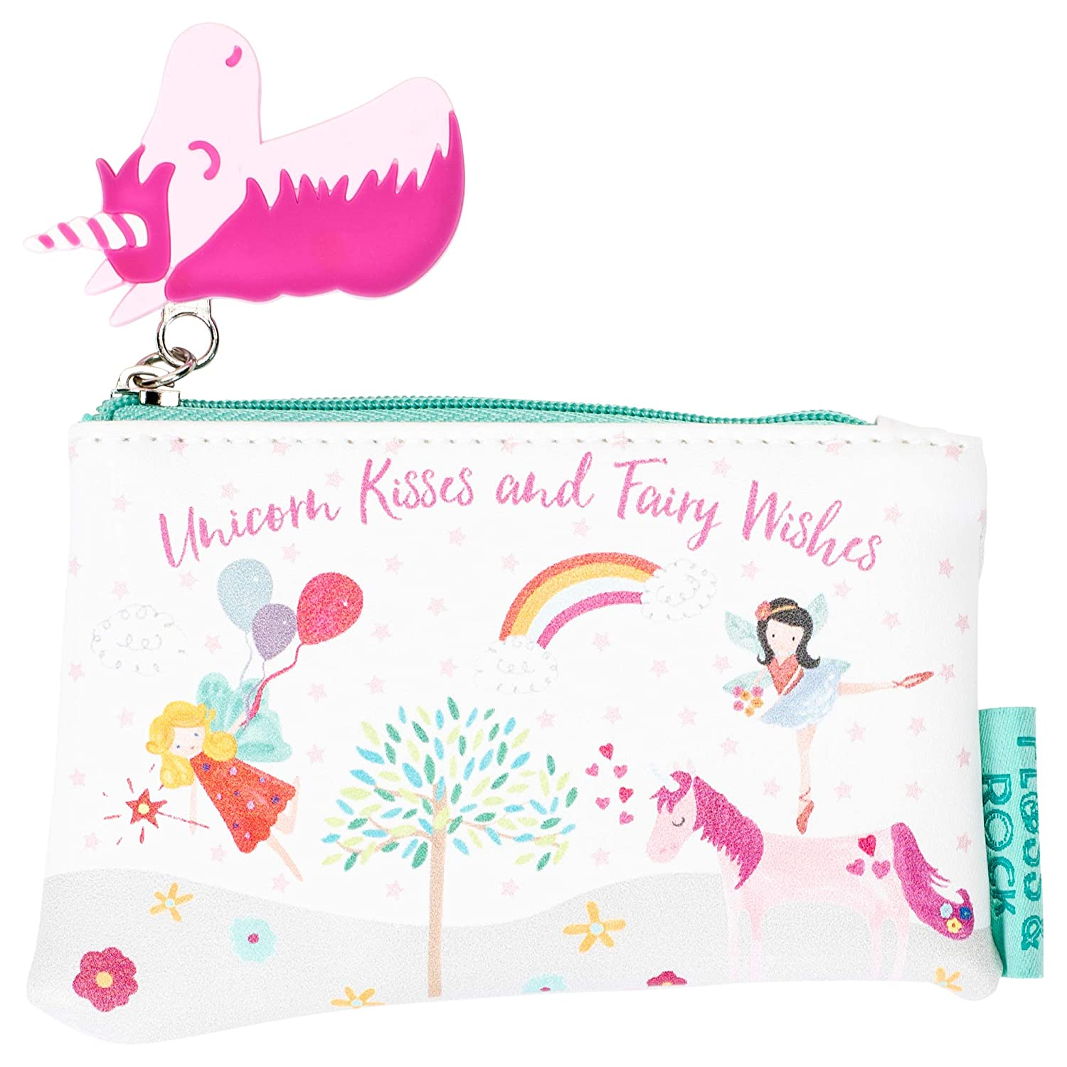 Fairy Unicorn Purse with Unicorn Zip Fob 35P2489