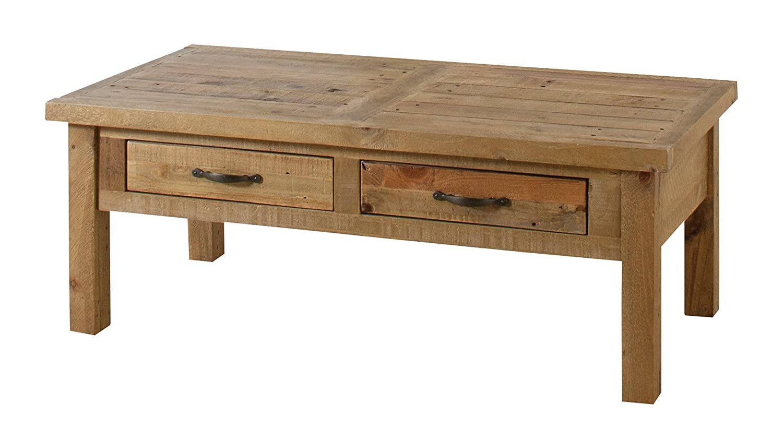 AZUMAYA コーヒーテーブル キャラバン 幅120cm WE-313 B01N7TSBL3  型番 : WE-313