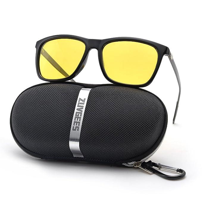 ac12fe747b Driving Ultra Light Polarized Sunglasses for Men Women Al-Mg Metal Frame  100% UV400