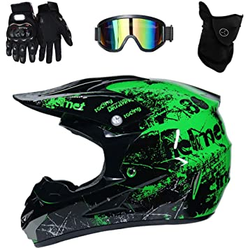 Certification DOT Country Endurance Race Moto Atv Casque Cross J3K1FcTlu