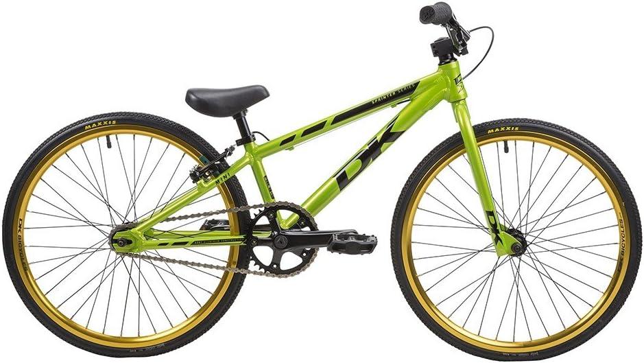 BMX – Rueda para de DK Bicycles Sprinter Mini Verde 2015: Amazon.es: Deportes y aire libre