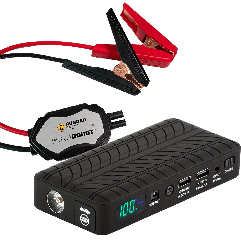 Rugged Geek RG1000 Safety GEN2 1000A