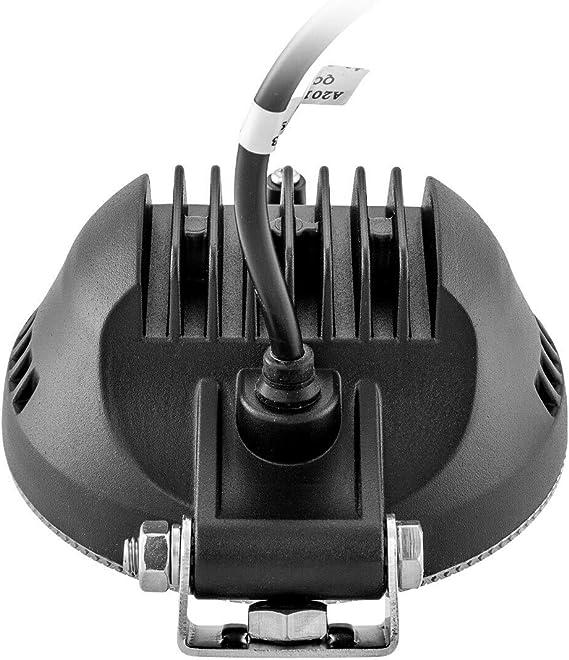 Fernlicht Zusatzscheinwerfer Mit Standlicht Led 5 Fernscheinwerfer Positionslicht Straßenzulassung Auto
