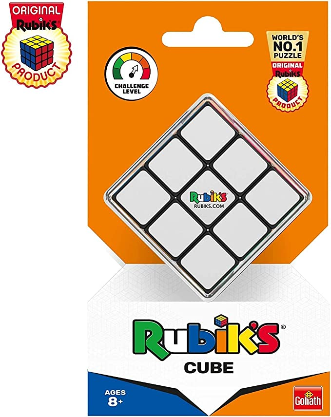 Goliath-72156 RubikS Cubo De Rubik, Multicolor, Talla Única (118-72101): Amazon.es: Juguetes y juegos