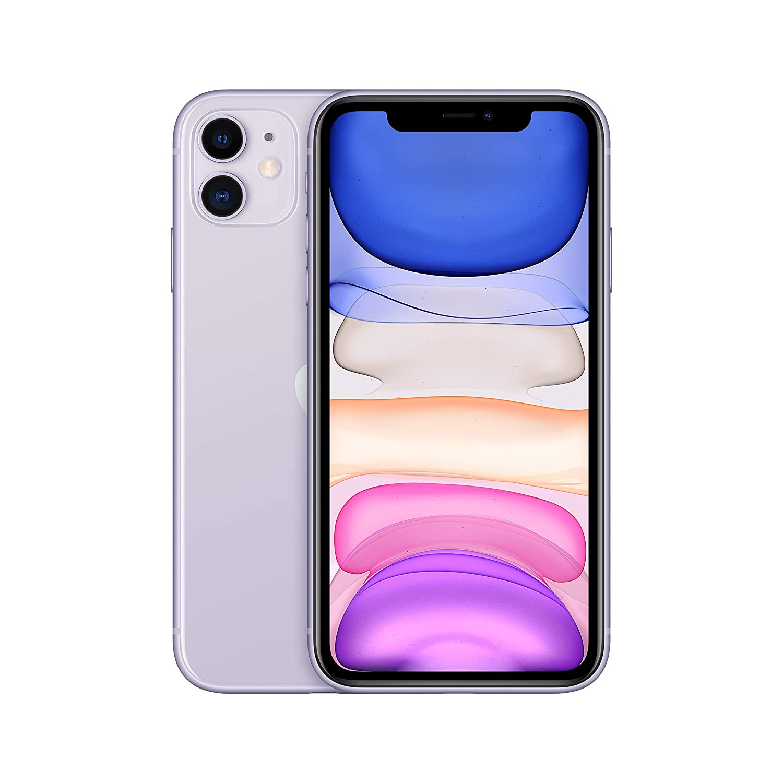 New Apple iPhone 11 (64GB) - Purple