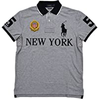 Polo Country New York - Talla L (Custom-Fit)