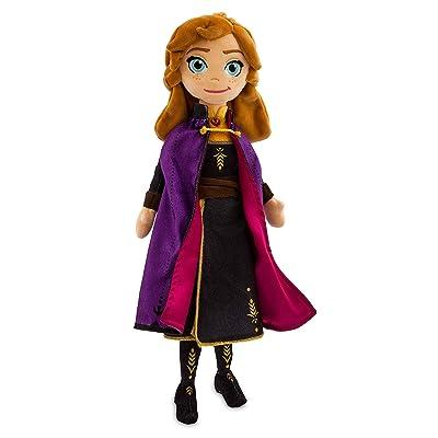 Disney Anna Plush Doll – Frozen II – Medium – 18'': Toys & Games