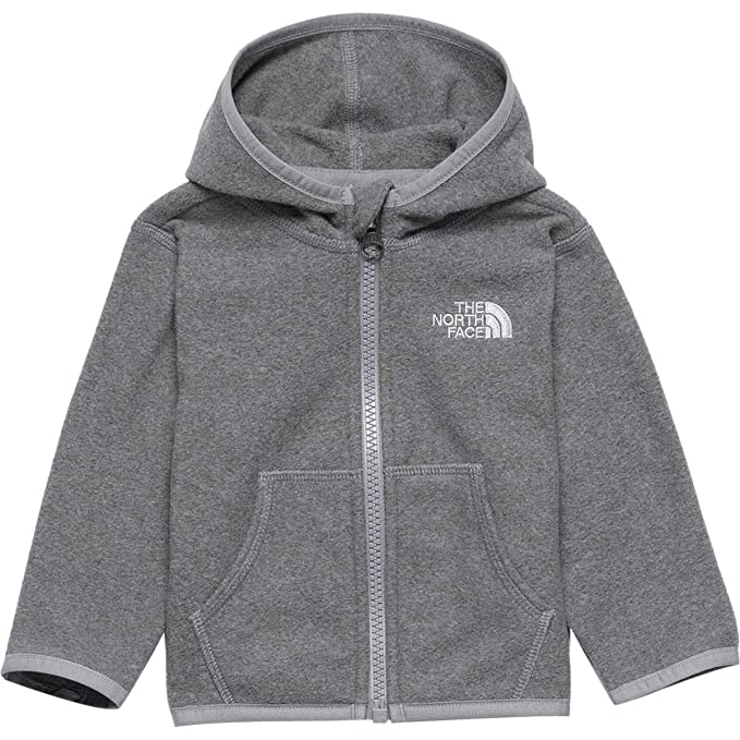 9d1433ac8 THE NORTH FACE Infant Glacier Full Zip Hoodie: Amazon.ca: Clothing &  Accessories