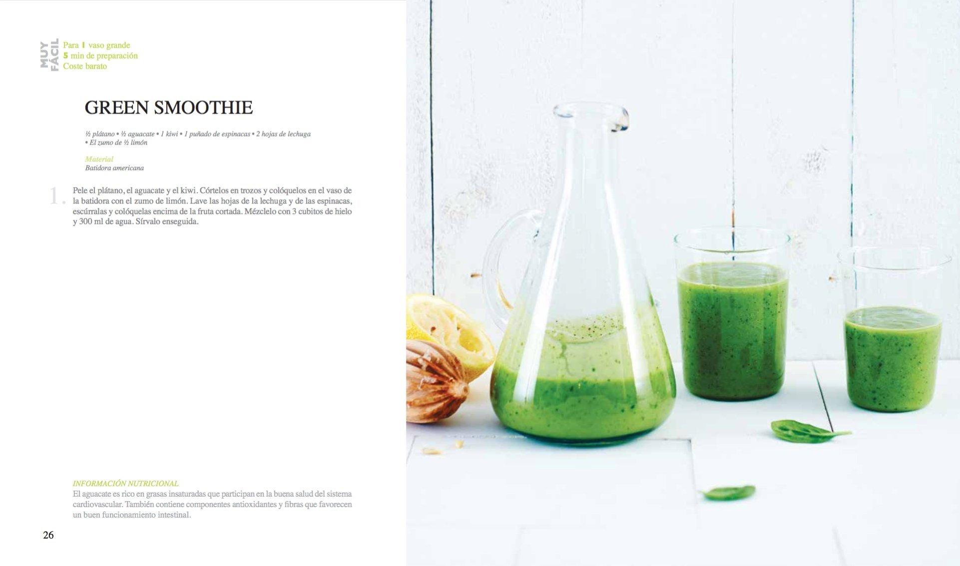Detox: Recetas para depurar el organismo: Varios: 9788416407118: Amazon.com: Books