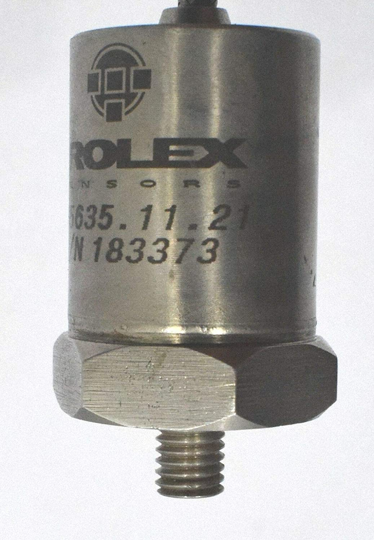 Trolex TX5635.11.21 Acceleration Vibration Sensor Piezo Electric