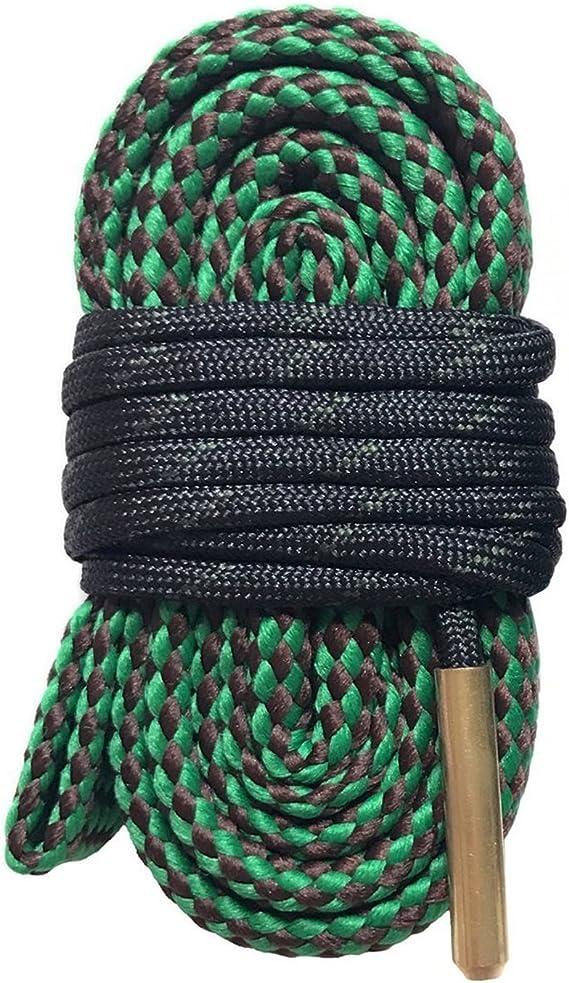 Bore Snake .177 Cal Rifle Shotgun Pistol Cleaning Kit Gun Brush Cleaner Hunting