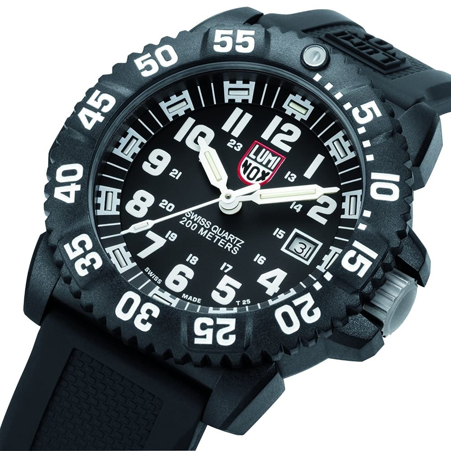 navy black and white pictures for bathrooms. Amazon com  Luminox Men s 3051 EVO Navy SEAL Colormark Watch Watches