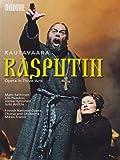 Rautavaara: Rasputin Opera in Three Acts [DVD] [2012]