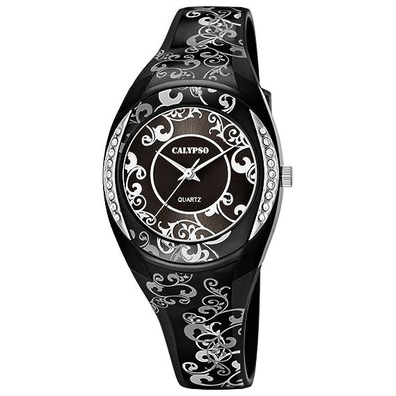 Calypso k5621-5 - Reloj para mujeres, correa de goma