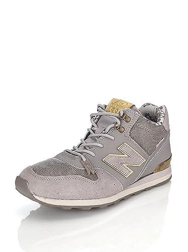 new balance wr996 grau gold