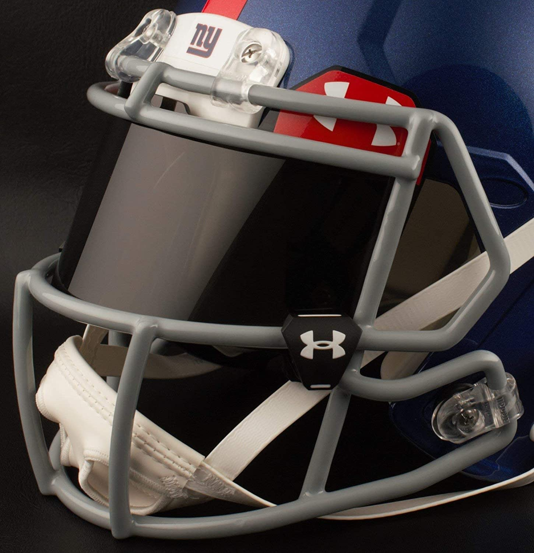 Amazon.com   Riddell Custom New York Giants Full Size NFL Speed Football  Helmet   Sports   Outdoors 54490c897