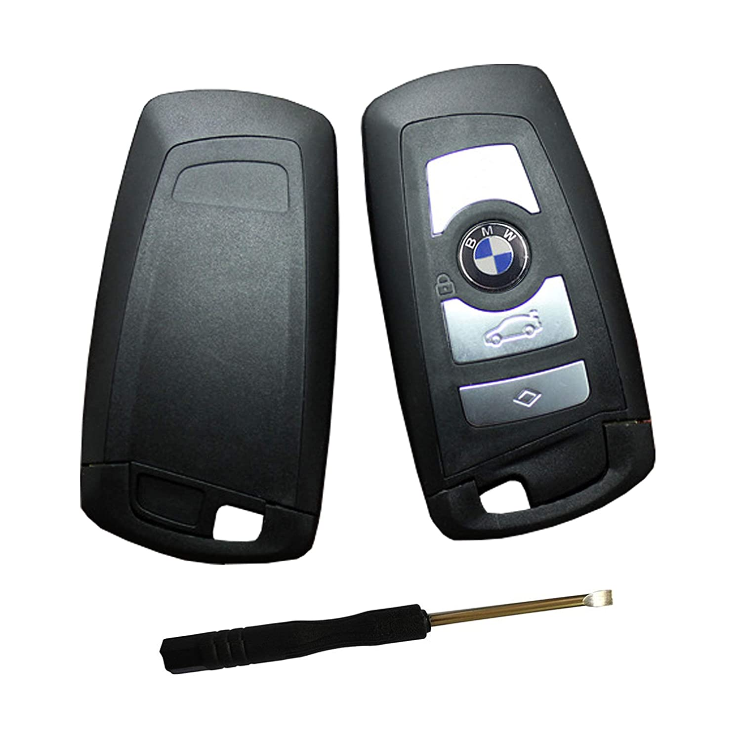 Bmw Key Fob Replacement >> Binowen The Best Keyless Entry Remote Key Fob Replacement For Bmw 1 3 4 5 6 7 F Series F10 235ix 320 Smart Key Fob Case