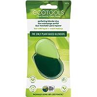 EcoTools Perfecting Blender Duo, 2 esponjas de beleza para cobertura de base impecável