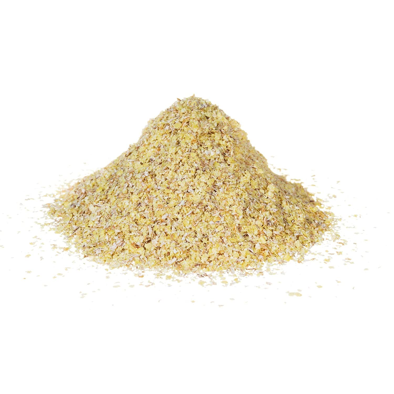 KOSHER NatureJam RAW UnCooked Wheat Germ 5 Pounds Bulk Bag ...