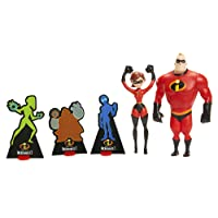 The Incredibles 2 Power Couple Features 12-in Figure Deals