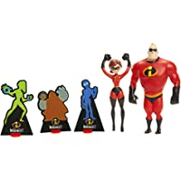 """The Incredibles 2 The Mrs Power Couple Feature Action Figure, 12"""""""