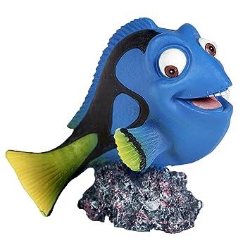 Pet Ting Adorno acuático para decoración de Acuario con diseño de Nemo y Marfil: Amazon.es: Productos para mascotas