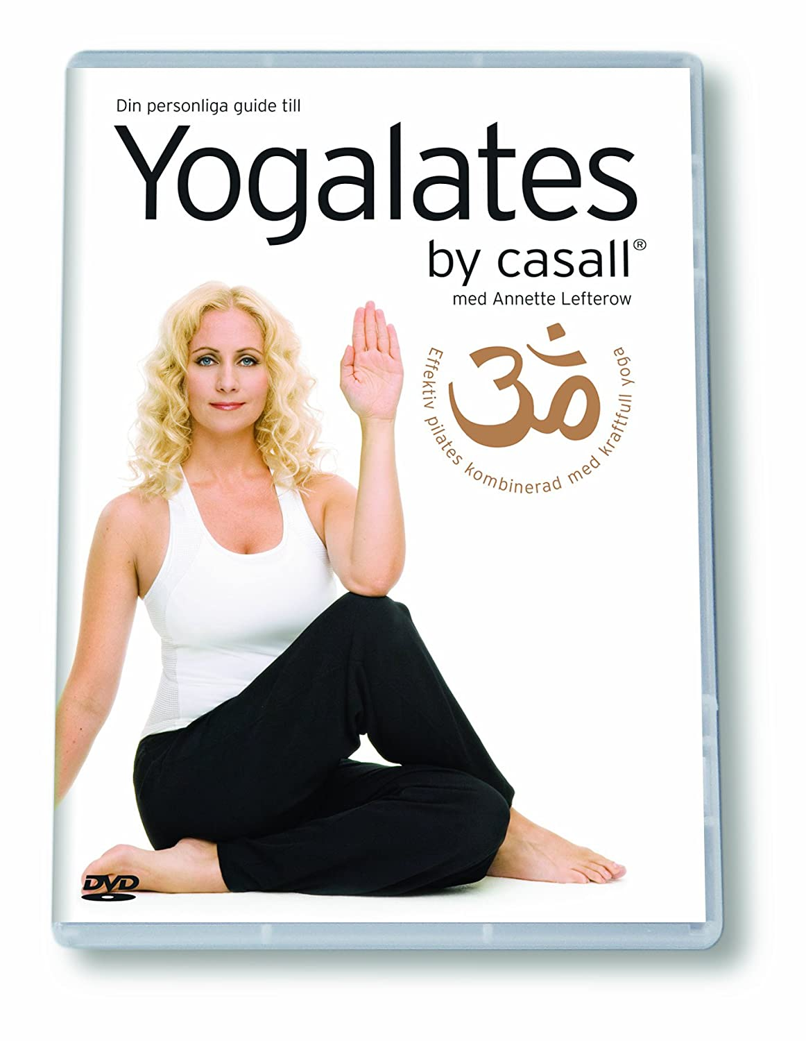 Casall dvd yogolates by: Amazon.es: Deportes y aire libre