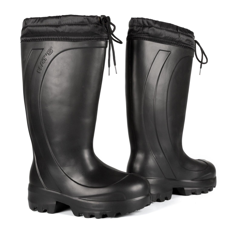 NAT'S Boots, Compass Part# 1530-7 BK NAT' S