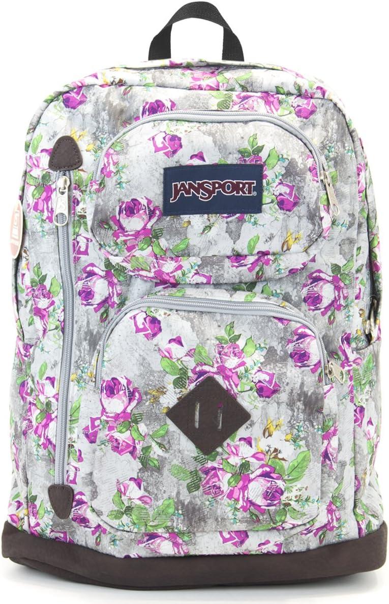 JanSport Austin Backpack (Multi Concrete Floral)