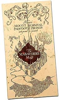 Amazoncom Harry Potter Marauders Map Toys Games