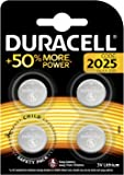 Duracell 81575810 Specialty 2025 Lithium Coin Battery, DL2025/CR2025, 3 V