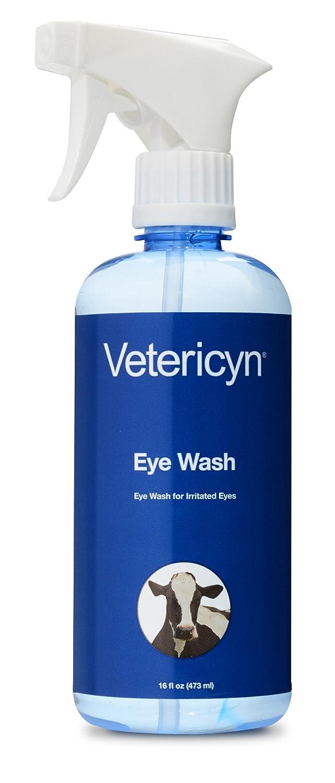 16-Ounce Trigger Vetericyn Bovine Eye Wash 16oz