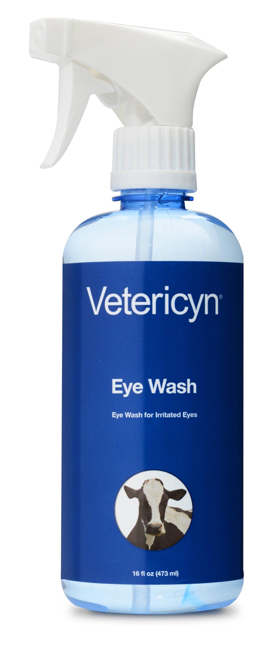 Vetericyn Bovine Eye Wash 16oz
