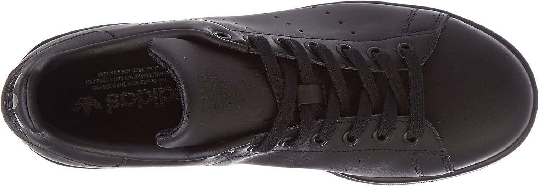 adidas Originals Stan Smith, Baskets Mode garçon Noir Black Black Black