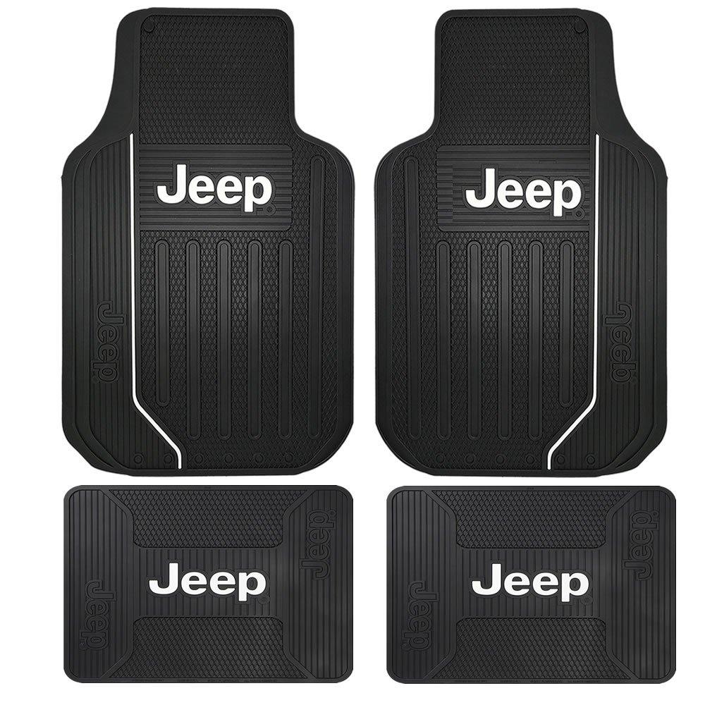 U.A.A. Inc. Jeep Wrangler Floor Mats