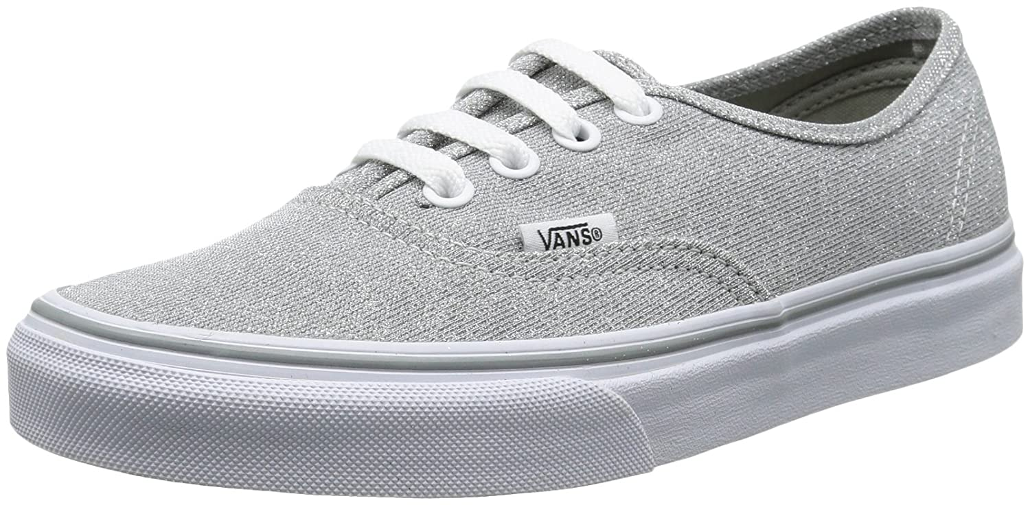 authentic vans silber