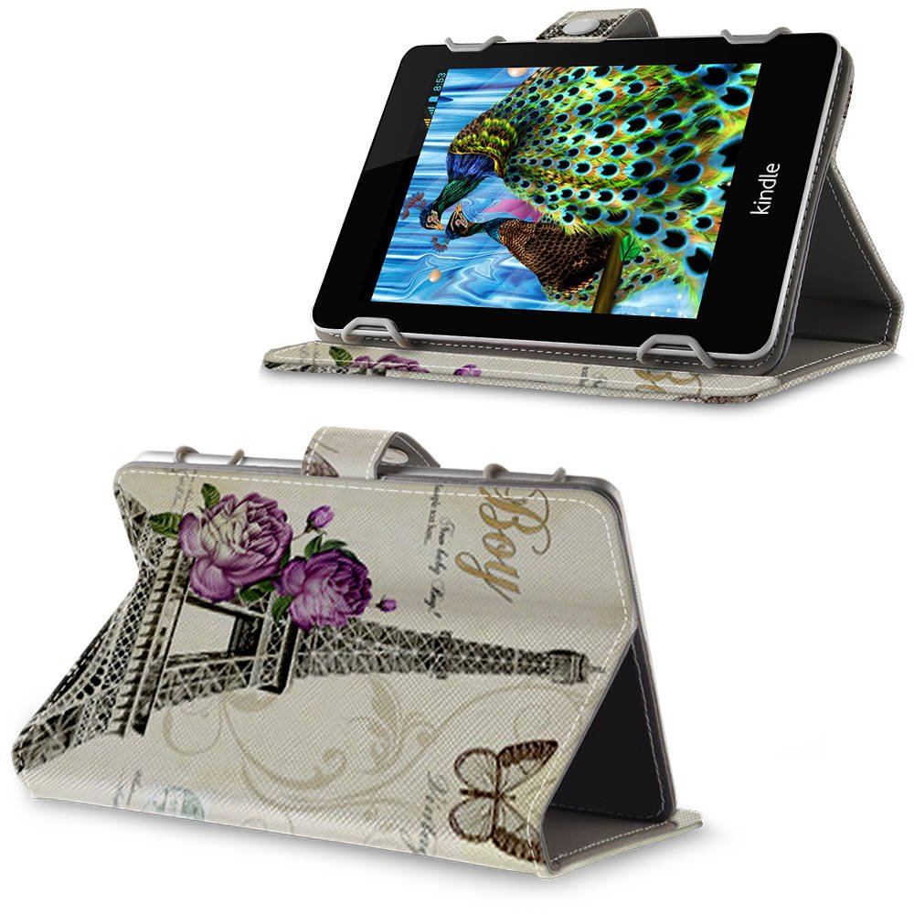 Arte y Cherry © funda para Kindler Paperwhite eBook Reader, piel ...