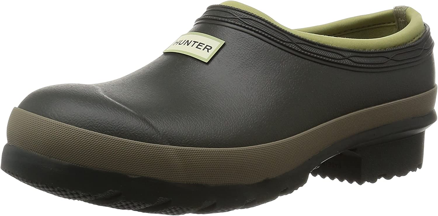 HUNTER Women's Garden Clog