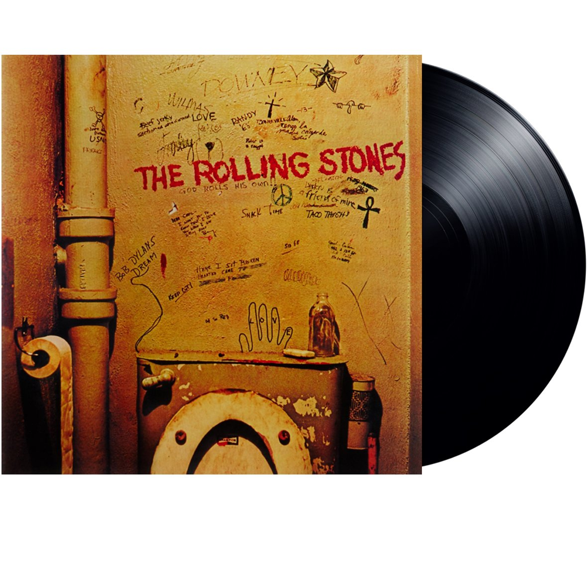 Beggars Banquet [Vinyl] by Abkco